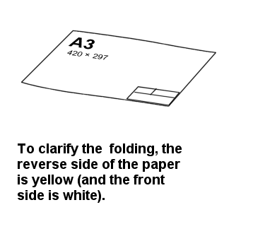 Folding technical drawings a3 malvernweather Image collections