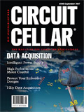 Cover of Circuit Cellar September 2007