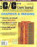 Cover of C/C++ Users Journal December 1998
