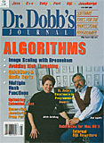 Cover of Dr. Dobb's Journal May 2002