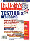 Cover of Dr. Dobb's Magazine August 2004