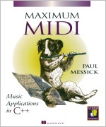 Maximum MIDI book cover