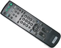 Image of a typical remote control